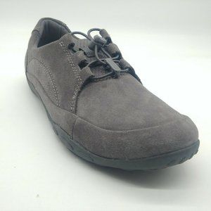 Clarks Collection Haley Rhea Suede Shoe 6.5W New